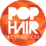 Logo POP Hair formation partenaire Ode Cosmétiques